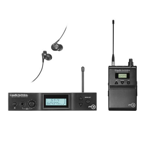 M3 IN EAR AUDIO-TECHNICA Image