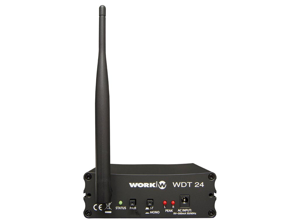 WDT24 Digital audio wireless WORK PRO Image