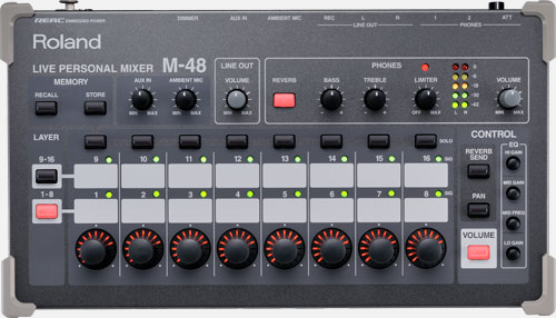M-48 Live Personal Mixer Image