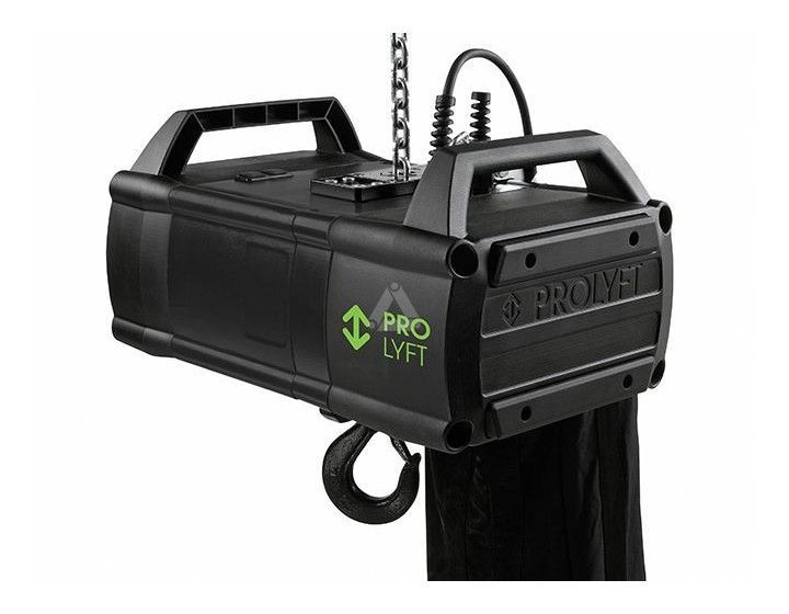 Ateos Series Hoists Image