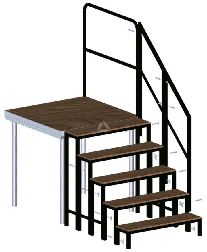 Modular Stairs Image