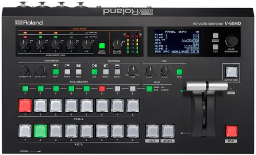 V-60HD HD Video Switcher Image