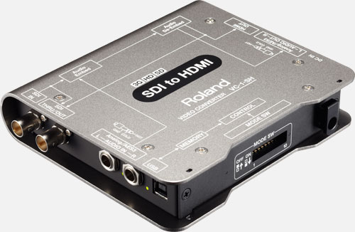 VC-1-SH SDI to HDMI Video Converter Image